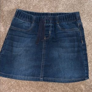 Osh Kosh denim skirt